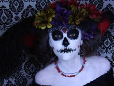 La Catrina, Day of the Dead Costume