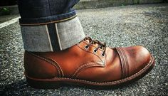 Red Wing Shoes Owners Club — Thanx Stefan Waack