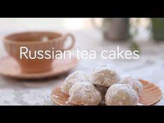 Russian tea cakes   Video recipe