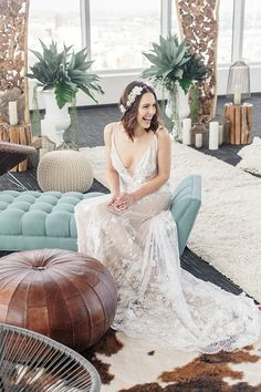 Contemporary City Chic Wedding Inspiration