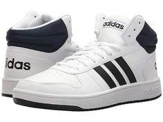 leather 2 adidas 0 bankshot formateurs femmes top hi CexordB