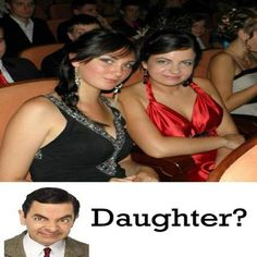 Celebs Discover Funny pictures about Daughter Is That You ? tagged with dauther Mr Bean rowan atkinson posted in Gags Haha Funny Funny Cute Lol Funny Stuff Funny Texts Funny Things Funny Images Funny Photos Funniest Pictures Funny Shit, Haha Funny, Funny Cute, Funny Jokes, Funny Stuff, Memes Humor, Funny Texts, Funny Things, Humor Humour