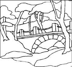 landschaften malvorlagen - malvorlagen1001.de. | coloring building landscape | pinterest