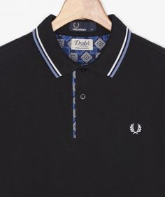 Fred Perry - Drakes