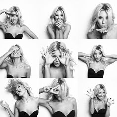 Mollie King @ Photography Elisabeth Hoff Not all these poses - but the idea of many different poses like this is fun. Portrait Photography Poses, Photography Poses Women, People Photography, Photo Poses, King Photography, Family Photography, Glamour Photography, Photography Website, Lifestyle Photography