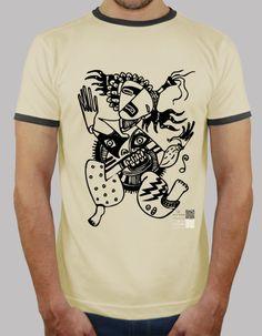 Camisetas Artysmedia - http://www.latostadora.com/artysmedia/ancestral_12/719287
