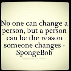 SpongeBob isn't so stupid after all<3