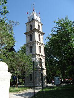 Bursa #Turkey #Bursa saat kulesi Tophane,osmangazi