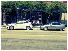 Honda Insight and CR-Z
