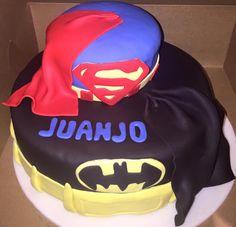 Juanjo celebra su cumpleaños con Batman vs Superman!