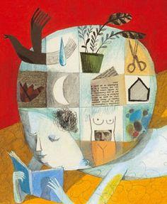 Avete presente quando non aspettate altro che la sera per tornare a casa a leggere e poi ecco il mal di testa?