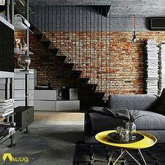 Um estilo com cada vez mais adeptos é o Industrial e sua variação mais classuda o Industrial Chic.  #alugar #alugonline #alugueldecasa #anunciarimovel #apartamento #apartamentodecorado #casa #casaavenda #casanova #comprar #consultorimobiliario #corretordeimoveis #decoração #financiamentohabitacional #grandeoportunidade #homeoffice #imoveis #imoveisavenda #imoveisbrasil #imovel #imovelnovo #investimento #lar #lardocelar #minhacasa #minhacasaminhavida #reforma #sala #terreno