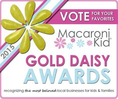 Gold Daisy Voting Continues   Macaroni Kid
