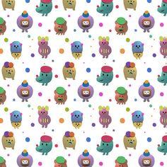 Pattern Design by Dric , via Behance