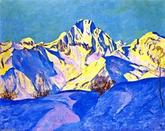View Monti di neve by Giovanni Giacometti on artnet. Browse upcoming and past auction lots by Giovanni Giacometti. Alberto Giacometti, Giovanni Giacometti, City Landscape, Mountain Landscape, Landscape Paintings, Landscapes, Emil Nolde, Franz Marc, Mountain Drawing