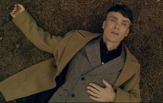 "Still of Cillian Murphy in the new ""Black Forest"" advert for Stella McCartney."