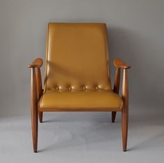 Arm Chair by Louis van Teeffelen for Wébé