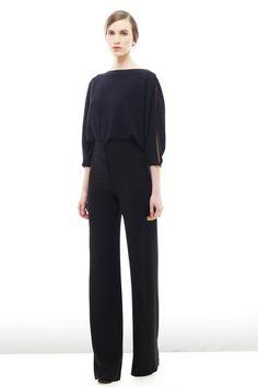 Maria Grachvogel   Fall 2014 Ready-to-Wear Collection   Style.com #Minimalist #Minimalism #Fashion