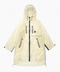 Fly Coat (Off White) | Heavy-Weather Fashion :: to be BOLD