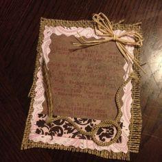 western party invitations. These are cute homemade invites....cute invite idea...