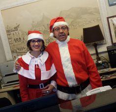 Patrizia & Armando the reception's Team wish You a Merry Christmas and a fantastic 2015 ! www.hotel-posta.it