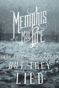 .:.:.:.:.:.Memphis May Fire.:.:.:.:.:. Miles Away. One of my favorite songs. Featuring Kellin Quinn from Sleeping with Sirens.