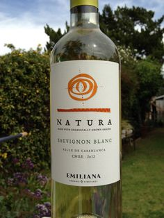 Emiliana Natura 2012 Sauvignon Blanc
