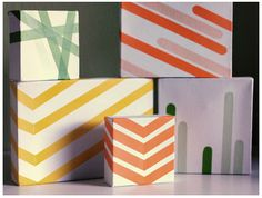 holiday diy :: washi tape {for all things packaged}