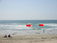 Spotting, avoiding, and surviving Rip Currents... Good to know!