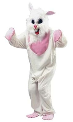 6918a3c5d48 Bunny Costume this way ill know ill be warm on halloween Animal Fancy Dress  Costumes