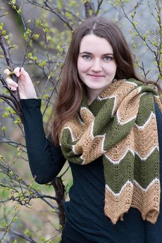 Ingrid Shawl By Patrick Hassel-Zein - Purchased Crochet Pattern - (ravelry)