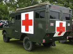1967 Land Rover Ambulance