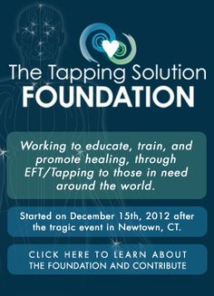 Emotional Freedom Techniques (EFT) - The Tapping Solution - eBook Thank You