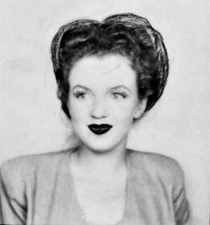 1942 Portrait de Norma Jeane