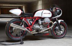 moto guzzi racing motorcycles | Anima Guzzista