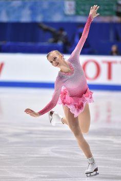 Polina Edmunds- ISU Grand Prix of Figure Skating 2014/2015 NHK Trophy
