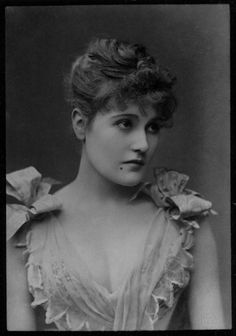 Belle Bilton - Alexander Bassano