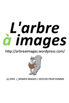 Larbre à images | Des images pour apprendre le français / Learning French with flashcards