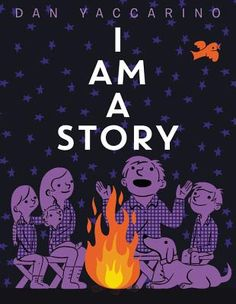 I AM A STORY by Dan Yaccarino! An autobiographical picture book by...Story!  https://soundcloud.com/siriusxmentertainment/the-book-report-with-jarrett-j-krosoczka-september-27th-2016?in=siriusxmentertainment/sets/kids-place-live