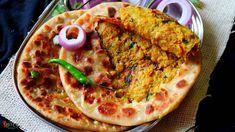 Aloo Gobi Paratha / Aloo Fulkopir Porota - Spicy World Simple and Easy Recipes by Arpita Indian Food Recipes, Easy Recipes, Vegetarian Recipes, Easy Meals, Gobi Paratha Recipes, Flat Pan, Aloo Gobi, Food Categories, Food Reviews