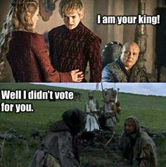 GoT and Monty Python in one meme.. That makes me so happy! XD