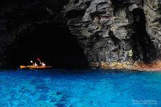 Cuevas en la costa de Fuencaliente, La Palma. Islas Canarias. Saul Santos Diaz - photographer