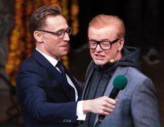 Tom Hiddleston at the BBC Radio 2's 500 Words creative writing competition, Shakespeare's Globe, May 27 via torrilla