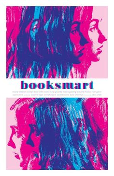 Booksmart Film Poster - Care - Skin care , beauty ideas and skin care tips 80s Movie Posters, Minimal Movie Posters, Movie Poster Art, Film Logo, Power Trip, Ray Charles, The Shining, Kill Bill, Film Movie
