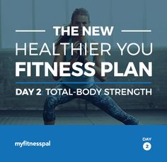 Welcome back to The New Healthier You Fitness Plan. On day 2 of each week, we'll focus on developing total-body strength. Workout 2 incorporates the use of a sturdy chair (you may also want a mat or a towel for the floor work), and utilizes some basic, but extremely effective, bodyweight strength moves. Beginners, follow …