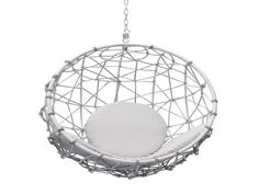 Cool White Hanging Chair