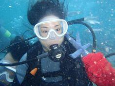 サンゴの群れに大感動!! - http://www.natural-blue.net/blog/info_9015.html