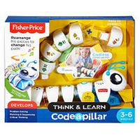 Video Review for Fisher-Price Think & Learn Code-a-Pillar showcasing product features and benefits