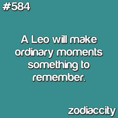 LEO to remember!