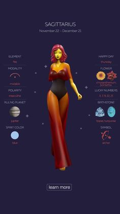 Zodiac Signs Elements, Zodiac Signs Chart, Zodiac Star Signs, Zodiac Sign Facts, Zodiac Sagittarius Facts, Zodiac Signs Astrology, Sagittarius Women, Zodiac Meanings, Zodiac Sign Fashion